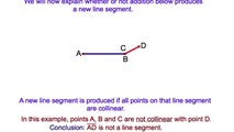 2-7. Using The Addition Postulate for Line Segments to Prove Two Congruent Triangles