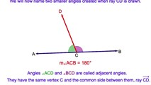 1-4. Supplementary Angles