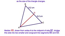 1-10. The Medians of a Triangle