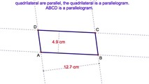 4-17. If Both Pairs of Opposite Angles of a Quadrilateral are Congruent