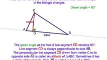 1-9. The Altitude of a Triangle