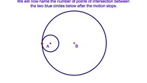 6-23. Internally and Externally Tangent Circles