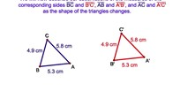 2-1. Congruent Triangles - S.S.S.