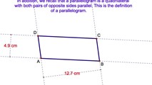 4-14. If Both Pairs of Opposite Sides of a Quadrilateral are Parallel