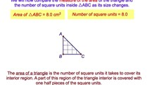 5-8. Distinguishing between the Area and Perimeter of a Triangle