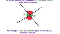 1-5. Vertical Angles