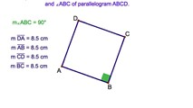 4-22. If the Diagonals of a Parallelogram are Both Congruent and Perpendicular