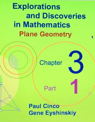 Chapter 03. Part 1: Perpendicular and Parallel lines, Angle Sums and More Congruences