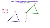 10-8. A Translation in Coordinate Geometry