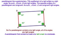 4-5. The Properties of a Rectangle