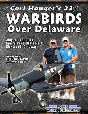 Warbirds Over Delaware: 2014