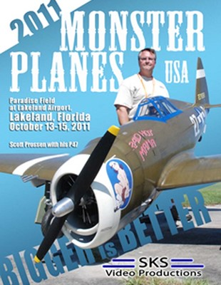 Monster Planes USA: 2011