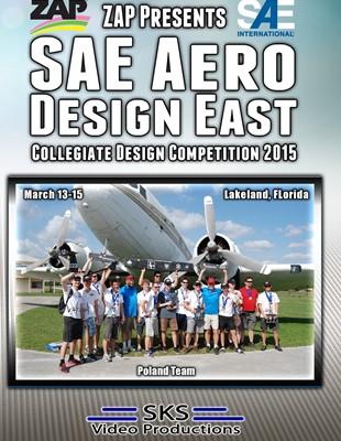 SAE Aero Design East: 2015